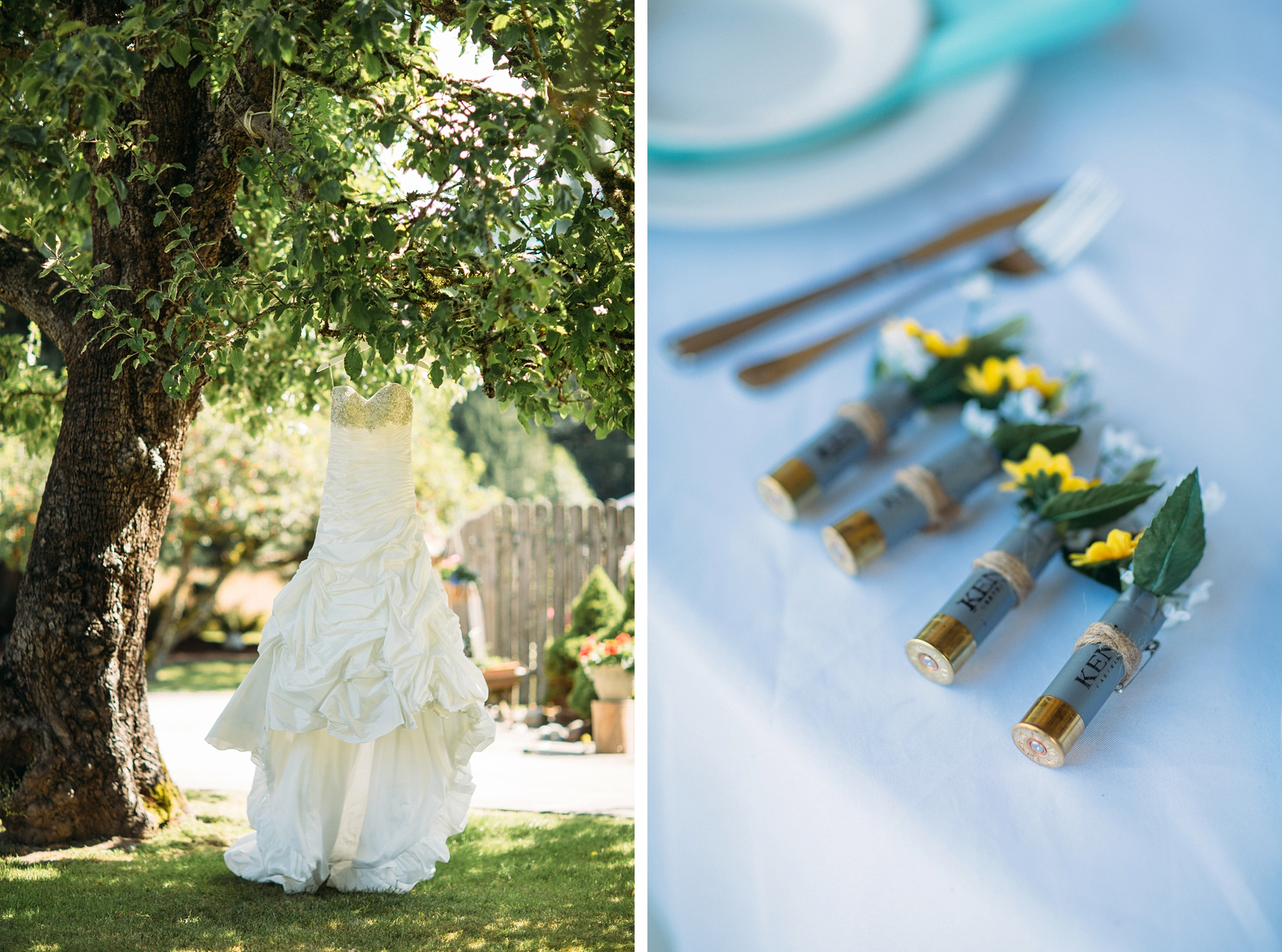 jayme u0026 lyan pnw country backyard wedding