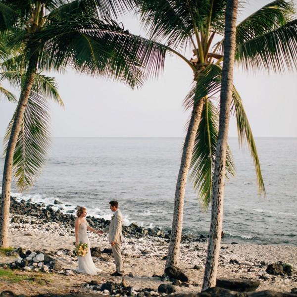 Paul & Kailynn | Wedding | Kona, Hawaii