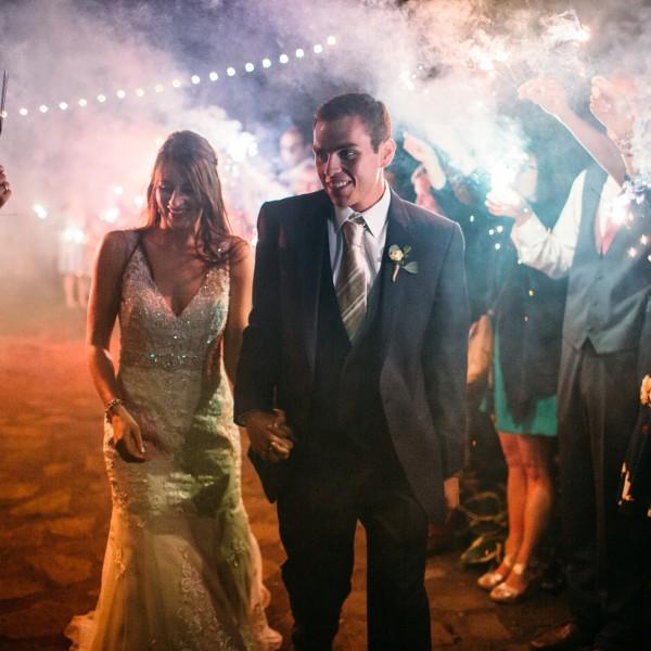 Jesse & Audrey | Wedding