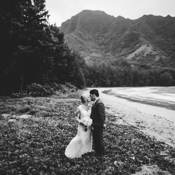 Rich & Rebecca | Oahu Wedding