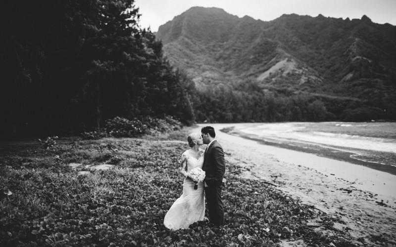 Rich & Rebecca | Oahu Wedding
