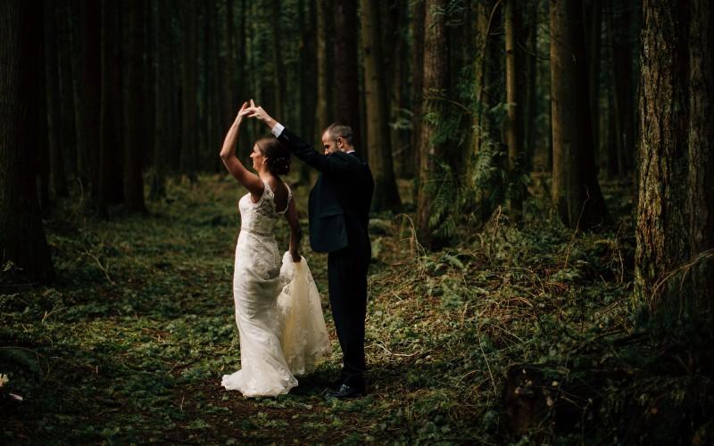 Roman & Stephanie | Wedding