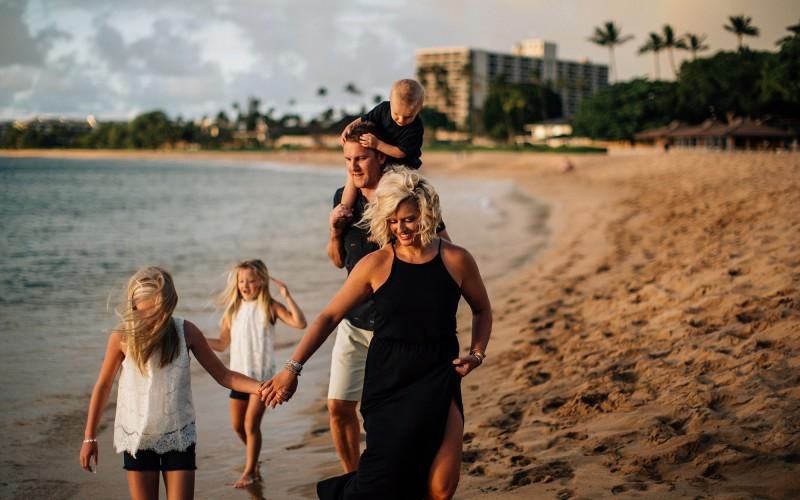 Fritts Family | MAUI
