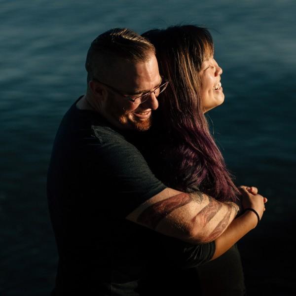 Travis & Sarah   Engaged