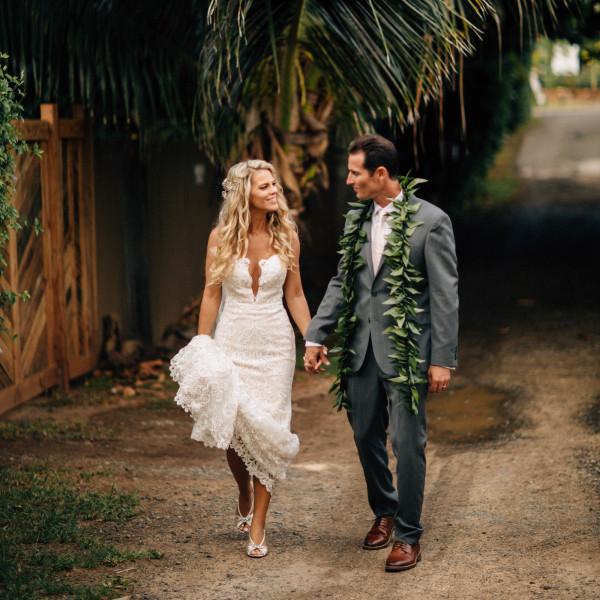 Micah & Kassandra | Wedding | OAHU