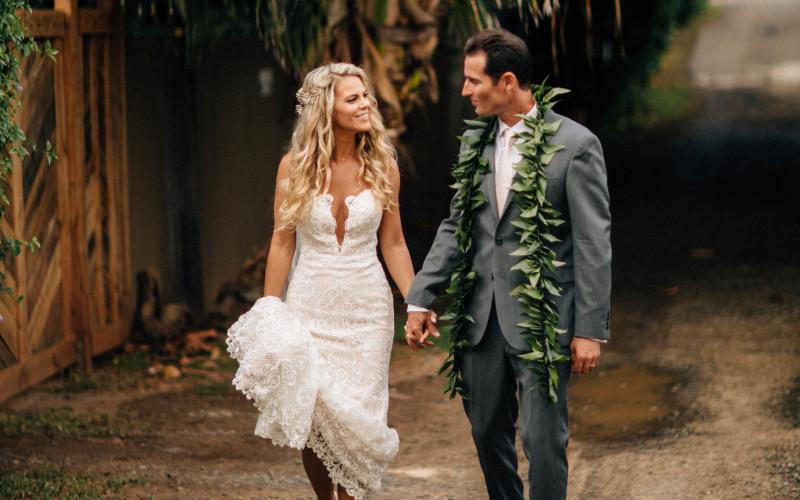 Micah & Kassandra   Wedding   OAHU