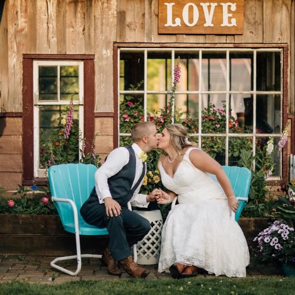 Luke & Brittney   Wedding