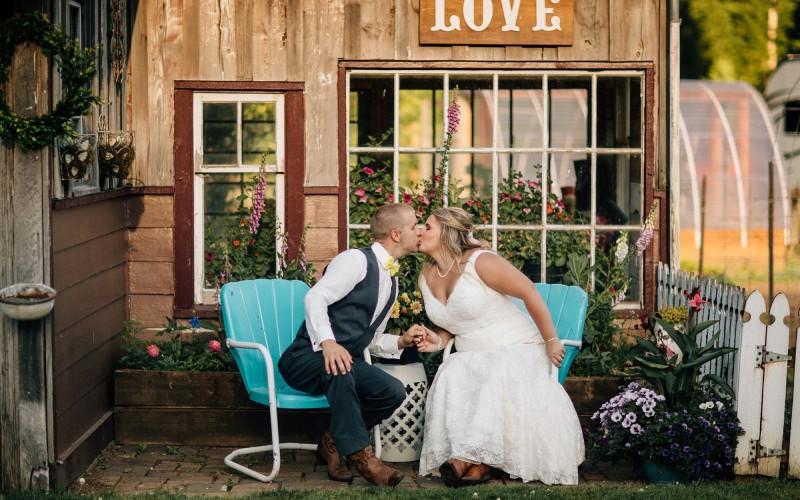 Luke & Brittney | Wedding