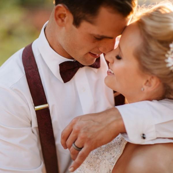 Zack & Christie   Wedding