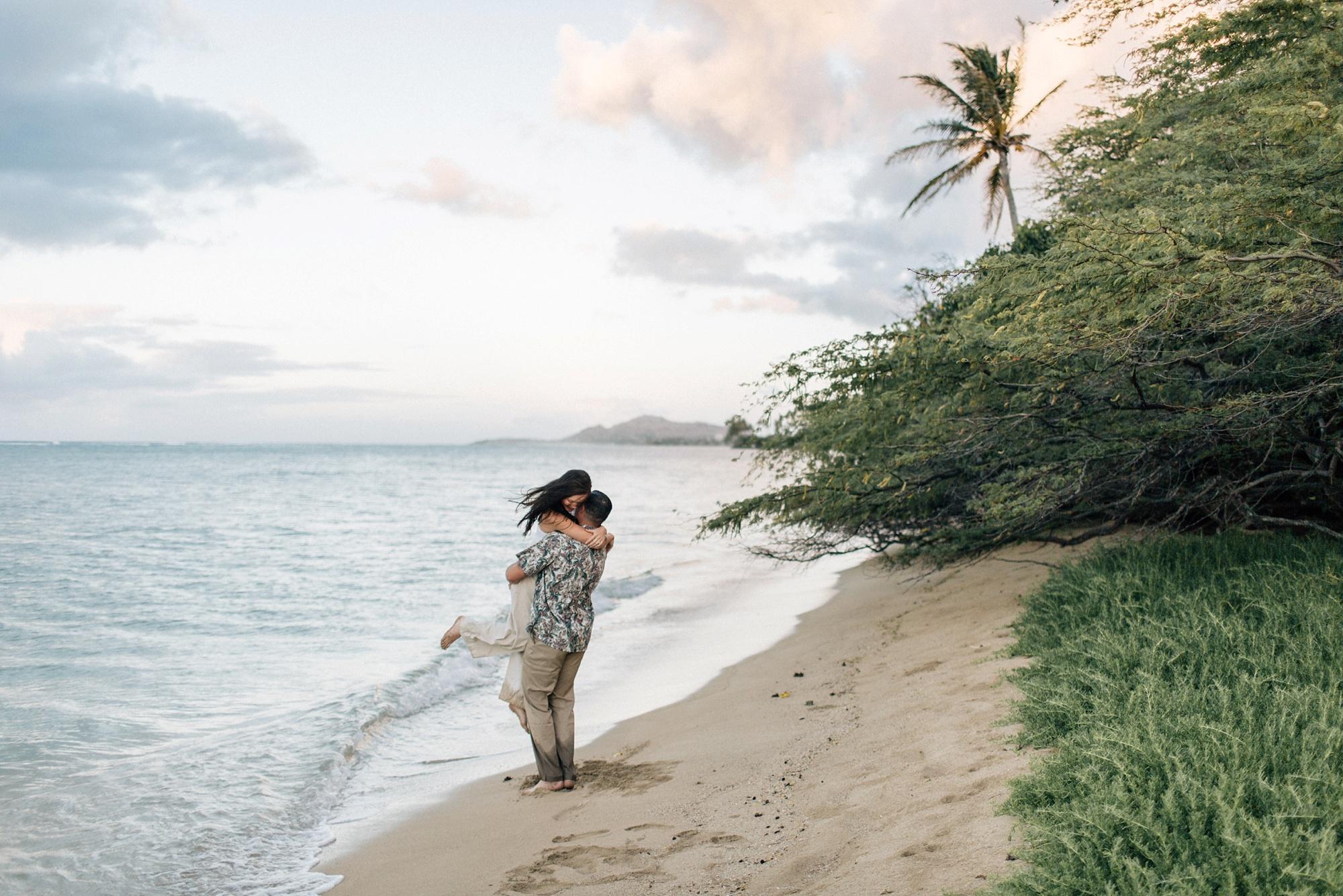 Oahu Engagement Session