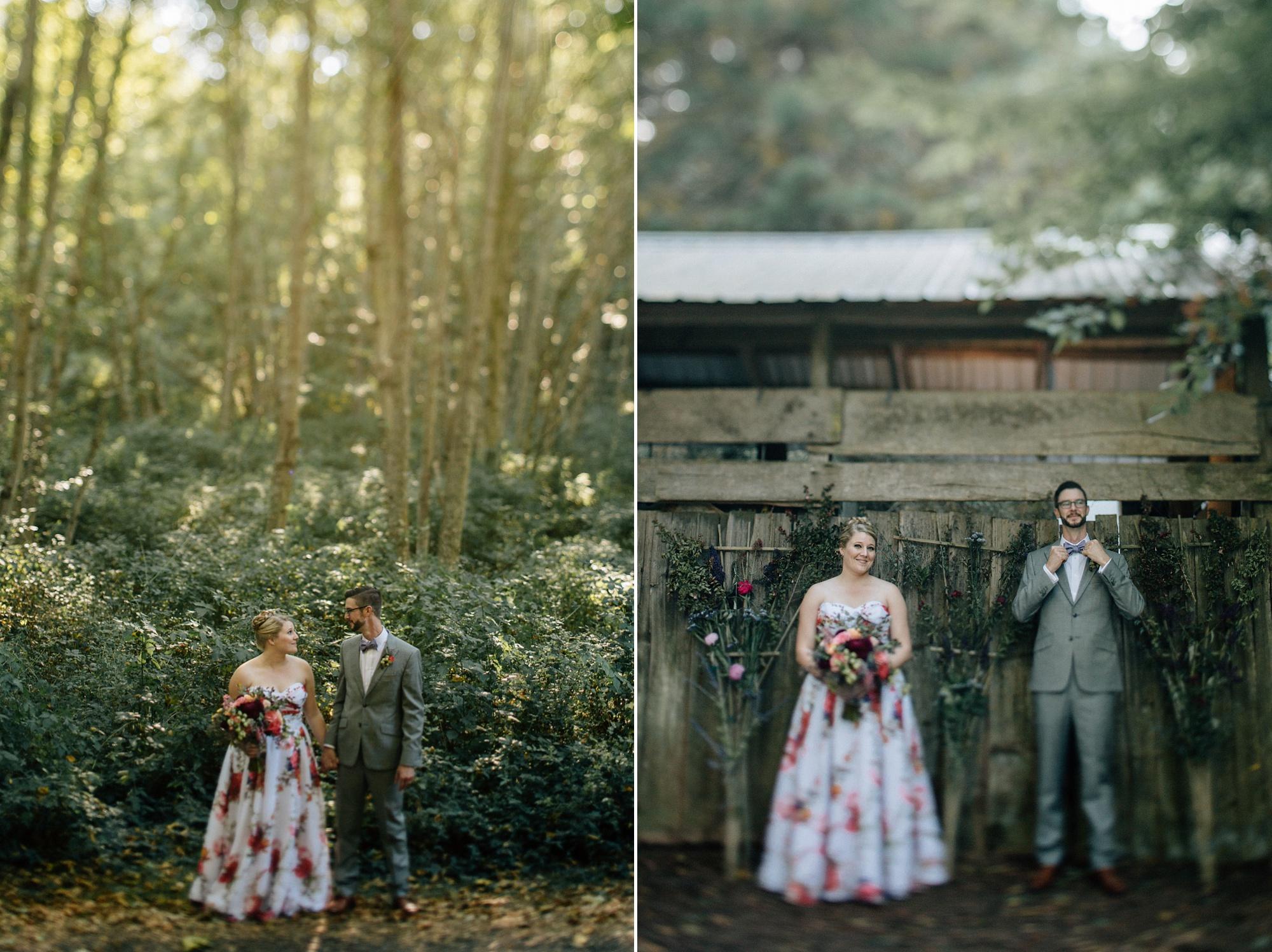 Lummi Island Wedding